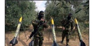 170.000 raketter er rettet mot Israel. Bildet er fra en av Hamas sine utskytingsramper i Gaza. Foto: Flickr/marsmet543.