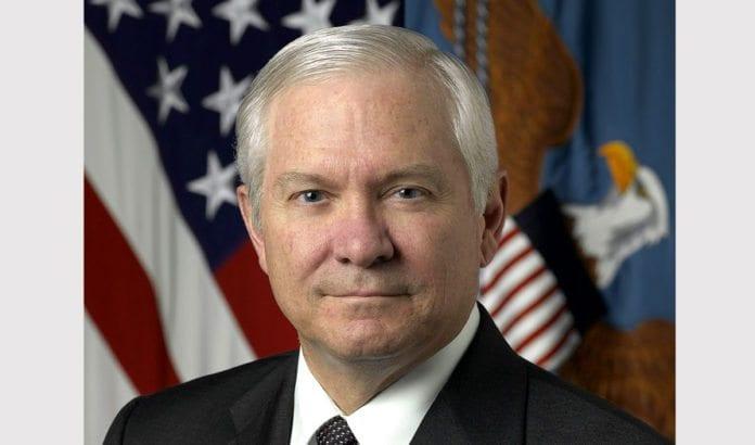 Robert Gates var amerikansk forsvarsminister fra desember 2006 til juli 2011. (Foto: Monica King, US Army)