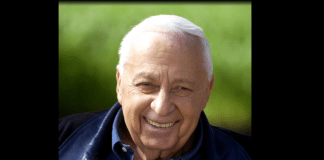 Ariel Sharon 1928-2014. (Foto: GPO)