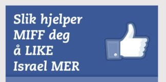 MIFFs Facebook-side har fått over 30.400 liker-klikk (august 2017).