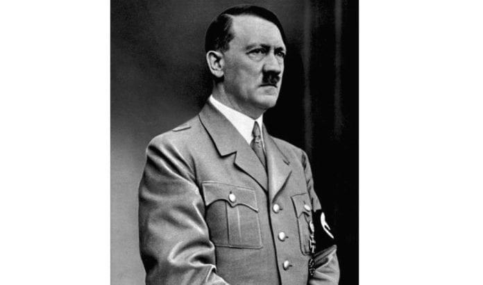 En ung Oslo-kvinne som ringte MIFF uttrykte drøm om at Adolf Hitler skulle leve slik at han kunne brenne jøder i helvete. (Foto: Bundesarchiv, Wikimedia Commons)