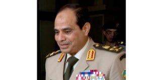General Mushir Sissi er det nye egyptiske regimets sterke mann. (Foto: Wikimedia Commons)