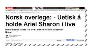 Skjermdump fra Dagbladet.no 3. januar 2014.