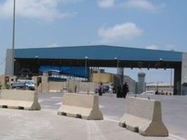 Daglig passerer 40 til 70 palestinere fra Gaza grenseovergangen Eretz for å få behandling på israelske sykehus. Foto: Wikimedia Commons.