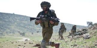 Nå kontrollerer IDF største deler av Vestbredden, og det hindrer angrep. Hva skjer om angrepene begynner etter at IDF trekker seg tilbake? Vil Israel få forståelse for å ta tilbake kontrollen? (Illustrasjonsfoto: IDF)