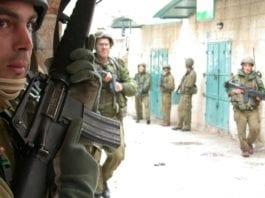 Israelske soldater ble beskutt da de gikk til pågripelse av terrormistenkt Hamas-medlem lørdag. Tre palestinere ble drept i sammenstøtene. Illustrasjonsfoto: GPO.