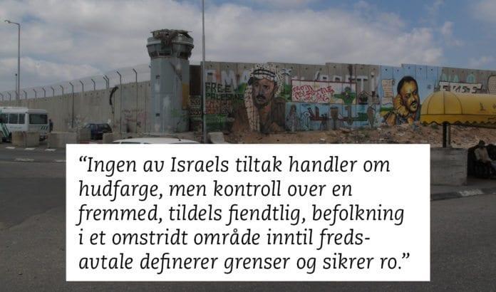 Les hvorfor apartheid-anklagen er en løgn. (Foto: Daniel Roy, flickr.com)