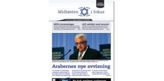 Forsiden til Midtøsten i fokus nr. 2/2014.