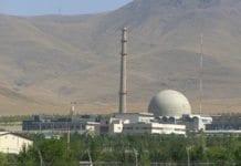 Tungtvannsreaktoren i Arak er ett av Irans atomanlegg. (Illustrasjonsfoto: Wikimedia Commons)
