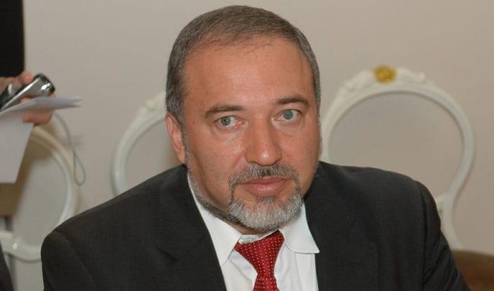Avigdor Lieberman. (Foto: Wikimedia Commons.)