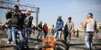 Flere hundre palestinere gjennomførte voldelige demonstrasjoner fredag. Illustrasjonsfoto: The Israel Project / Flickr.com.