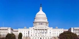 Den amerikanske Kongressen. (Foto: Wikimedia Commons)