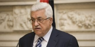 De palestinske selvstyremyndighetenes leder Mahmoud Abbas. (Foto: Cabinet Office UK / Flickr.com.)