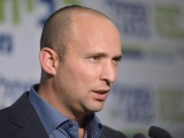 Bayit Yehudi-leder Naftali Bennett (Foto: Bayit Yehudi)