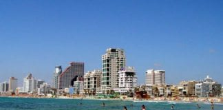 Bystranden i Tel Aviv får rosende omtale i USA Today. (Illustrasjonsfoto: Wikimedia Commons.)