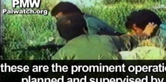 Abu Jihad hedres jevnlig på PA TV. (Foto: Screenshot fra Youtube / PMW.)