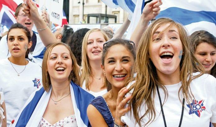 MIFF Kristiansand inviterer Israel-engasjerte ungdom i alderen 16-25 til et gratis helgeseminar. (Illustrasjonsfoto)