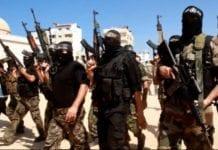 Regimet påGaza henretter jevnlig mennesker de mener har samarbeidet med Israel. (Illustrasjonsfoto: Skjermdump fra Youtube.)