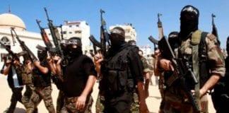 Regimet på Gaza henretter jevnlig mennesker de mener har samarbeidet med Israel. (Illustrasjonsfoto: Skjermdump fra Youtube)