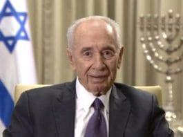 President Shimon Peres har vært en sentral lederskikkelse i Israel i mer enn 60 år. (Foto: Skjermdump fra Youtube.)