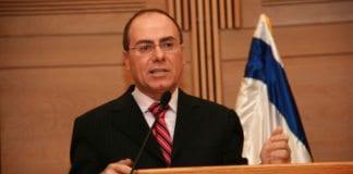 Silvan Shalom er likevel ikke aktuell presidentkandidat. (Foto: Wikimedia Commons.)