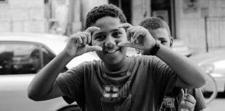 En arabisk gutt i landsbyen Jisr az-Zarqa. (Illustrasjonsfoto: Victor Bezrukov, flickr.com)