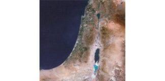 Dette er et satellittfoto av?