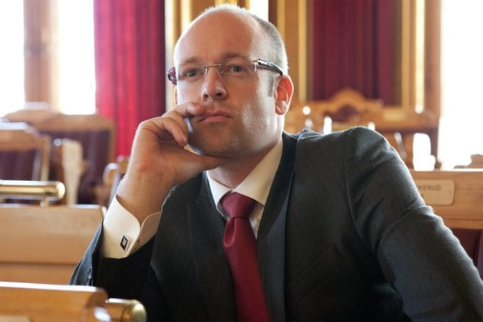 Stortingsrepresentant Jørund Rytman (FrP). (Foto: Facebook)