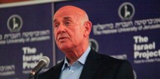 Forsknings-, romfarts- og teknologiminister Yaakov Peri. (Foto: The Israel Project)