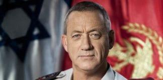 Israels forsvarssjef Benny Gantz. (Foto: IDF / Flickr.com.)