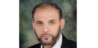 Hamas' talsmann Hussam Badran oppfordrer til å drepe israelske bosettere og soldater på Vestbredden. (Foto: Facebook.)