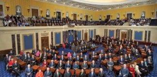 Senatet i den amerikanske Kongressen. (Foto: Wikipedia)