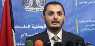 Ihab Al-Ghussein var talsmann for innenriksdepartementet i Hamas-regjeringen på Gaza inntil samlingsregjeringen ble innsatt 2. juni. (Foto: Middleeastmonitor.com.)