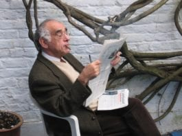 Nathan Weinstock er aktuell med en ny bok om jødenes historie i arabiske land. (Foto: nathanweinstock.net)