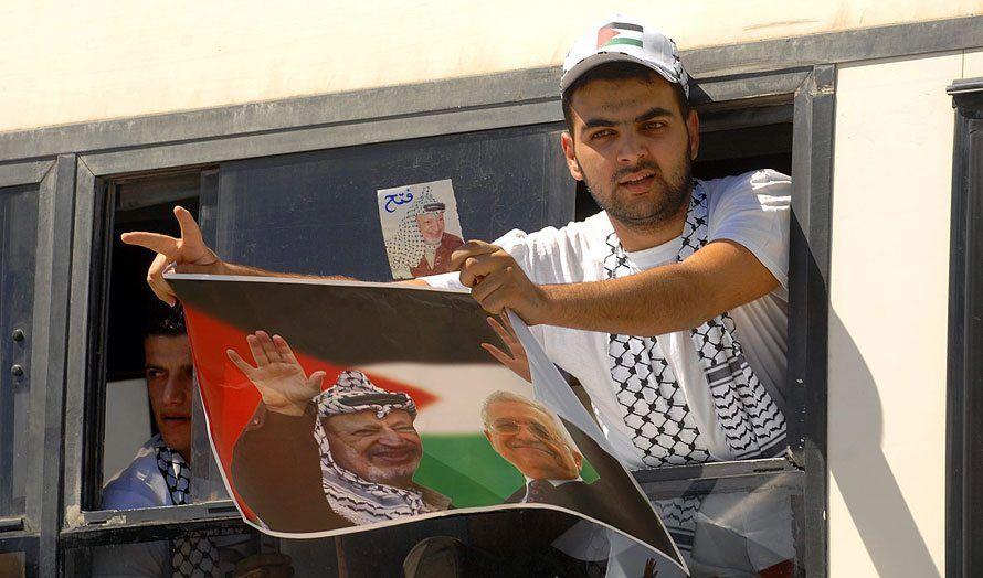 Palestinske fanger i israelske fengsler får høye månedslønninger fra PA.