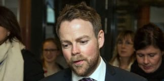 Kunnskapsminister Torbjørn Røe Isaksen. (Foto: Henrik Fjørtoft/NTNU Komm.avd.)