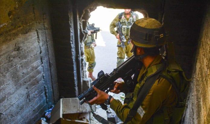 Det mest effektive for å få en slutt på krigen er israelske soldater som rykker inn for å ta Hamas-ledere i sine underjordiske bunkerser, argumenterer Ron Ben-Yishai. (Illustrasjonsfoto: IDF)