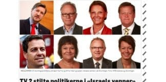 Skjermdump fra TV2.no 29. juli 2014.