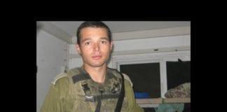 Dmtri Levitas ble drept i natt under tjeneste i det israelske forsvaret. Han er en av 29 drepte israelske soldater i den pågående aksjonen i Gaza. (Foto: IDF)