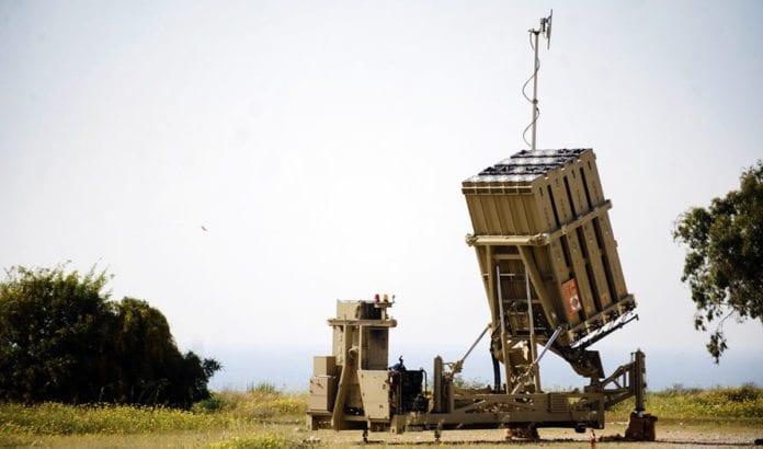 Rakettforsvarssystemet Iron Dome avskjærer mange av rakettangrepene mot Israel. Her er et Iron Dome-batteri ved Ashkelon. (Foto: IDF)