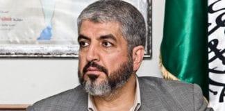 Hamas-leder Khaled Mashaal avviser ryktene om en nært forestående våpenhvileaksept fra Hamas sin side. (Foto: Wikimedia Commons)