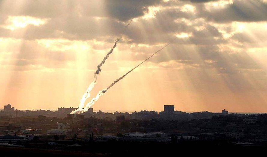 Raketter på vei fra Gaza til Sderot. (Illustrasjonsfoto: Tipinfo / CC / Flickr.com)