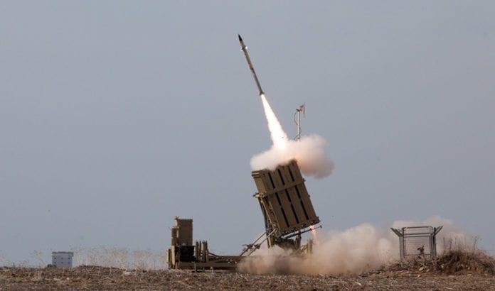 Rakettforsvarssystemet Iron Dome skjøt ned tre raketter skutt fra Egypt. (Illustrasjonsfoto: IDF / Flickr.com)
