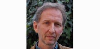 David Horovitz er grunnlegger av og sjefredaktør for Times of Israel. (Foto: Twitter)