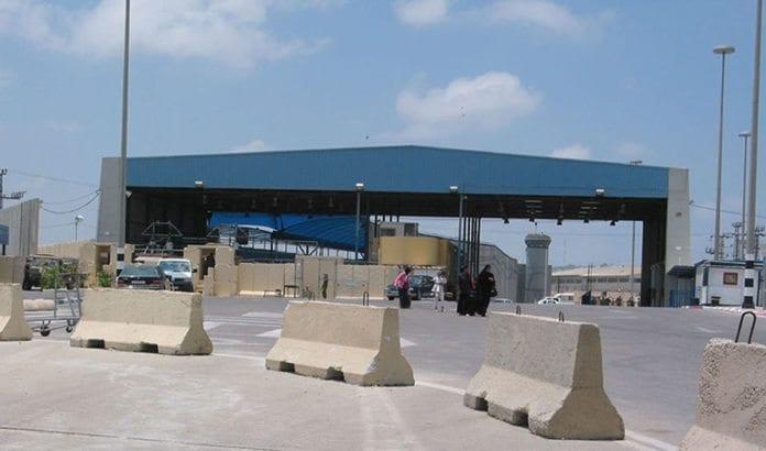 Her ved grensenovergangen Erez ble fire drosjesjåfører rammet av granatangrep mens de ventet på å frakte sykehuspasienter fra Gaza til Israel. (Illustrasjonsfoto: Wikimedia Commons)