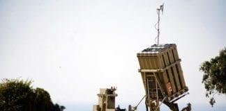 Rakettforsvarssystemet Iron Dome avskjærer mange av de rakettene som ellers ville ha truffet mitt i tettbefolkede sentrale strøk. (Illustrasjonsfoto: IDF)