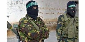 Væpnede terrorister i Gaza. (Illustrasjonsfoto: CC / Flickr.com)