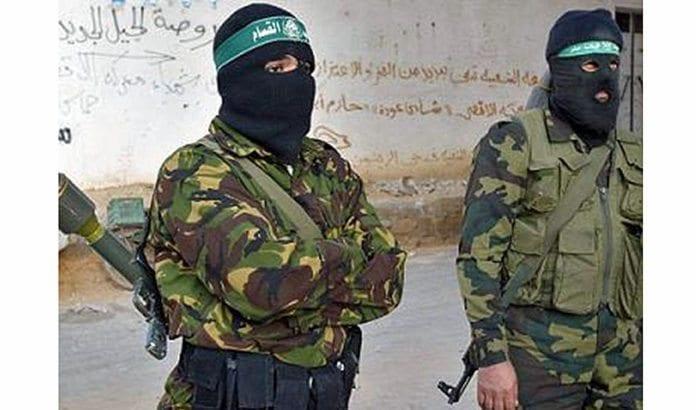Terrorister i Gaza. (Illustrasjonsfoto: CC / Flickr.com)