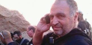 En av de drepte var Zevik Etzion. (Foto: Privat)