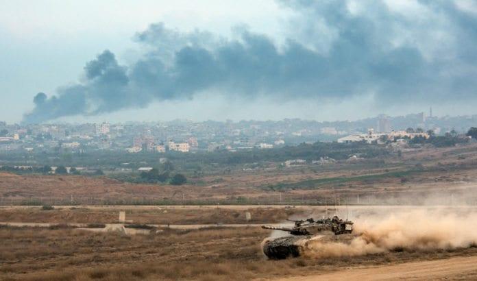 Helt siden begynnelsen av juli har israelske forsvarsstyrker kjempet for å stanse tusenvis av rakettangrep inn mot israelske byer. Rakettene blir avfyrt av Hamas, Islamsk Jihad og andre terrorgrupper på Gaza-stripen. (Illustrasjonsfoto: IDF)